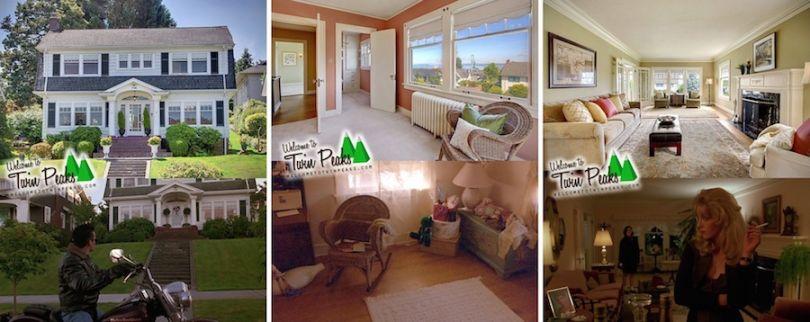 Дом Лоры Палмер из сериала Твин Пикс выставлен на продажу - фото №1