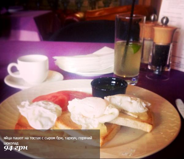 Где позавтракать в Киеве: Какао Блюз, Under Wonder и Honey - фото №4