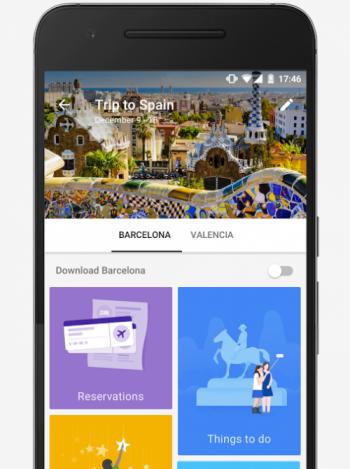 Полезное приложение для путешественников, которое вы могли упустить из виду: Google Trips - фото №2