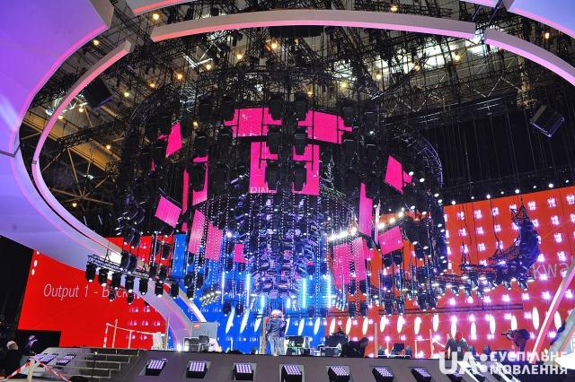 Евровидение-2017: в Киеве презентовали полностью готовую сцену (ФОТО) - фото №2