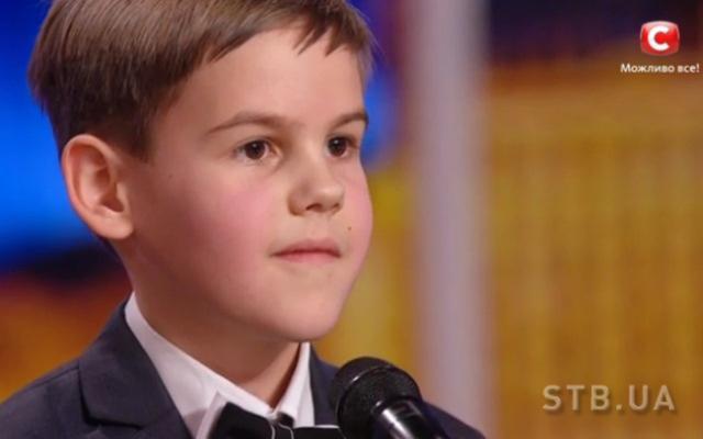 Украина мае талант дети 09.04.2016