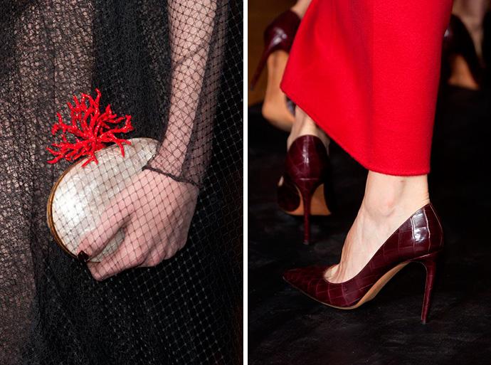 Неделя высокой моды в Париже: Valentino couture FW 13/14 - фото №3