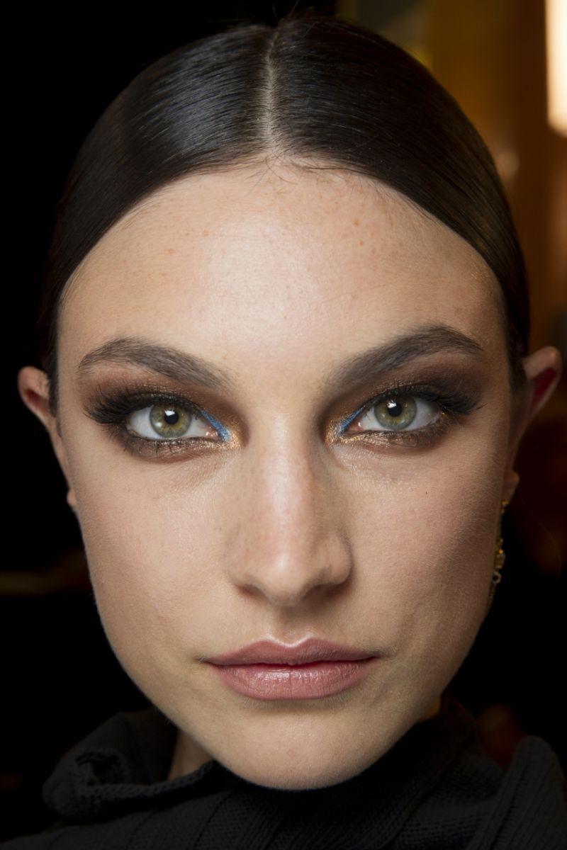 Три лучших варианта вечернего макияжа - фото №2