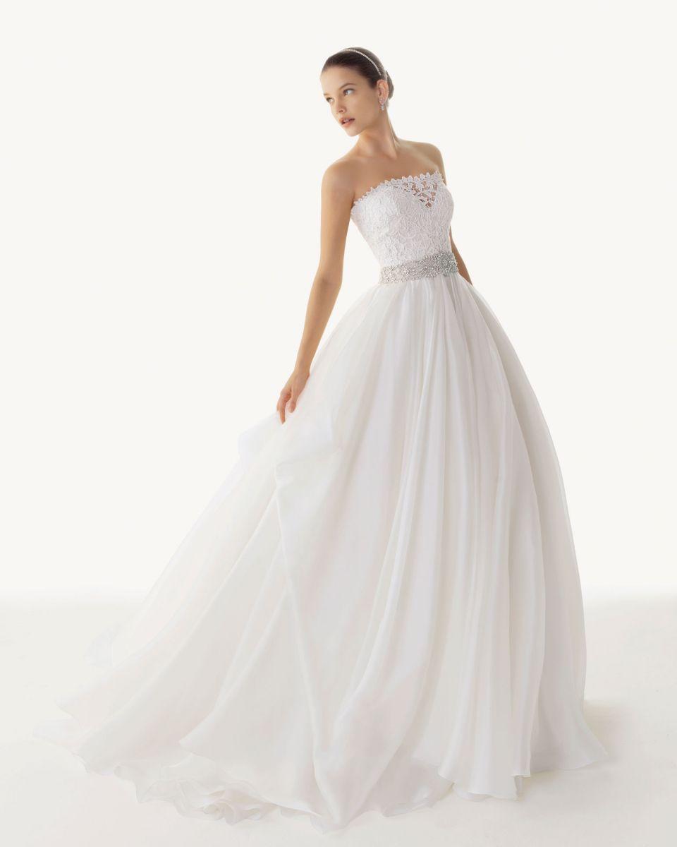 Тренды свадебной моды 2013 - фото №3