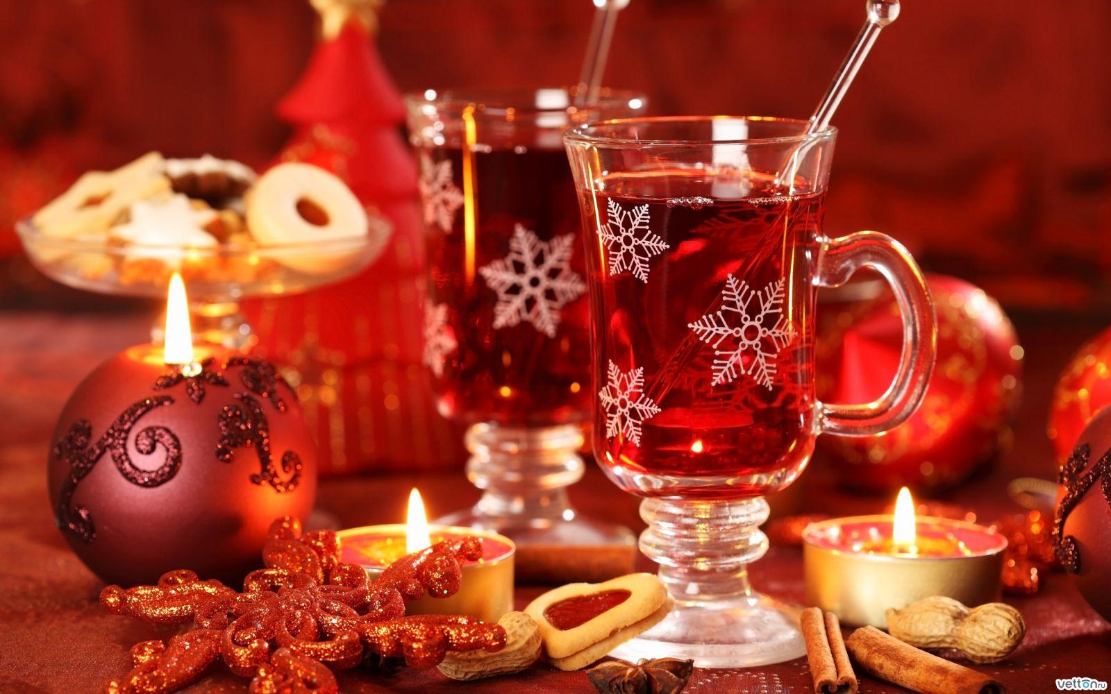Что пьют на Новый год в разных странах мира - фото №1