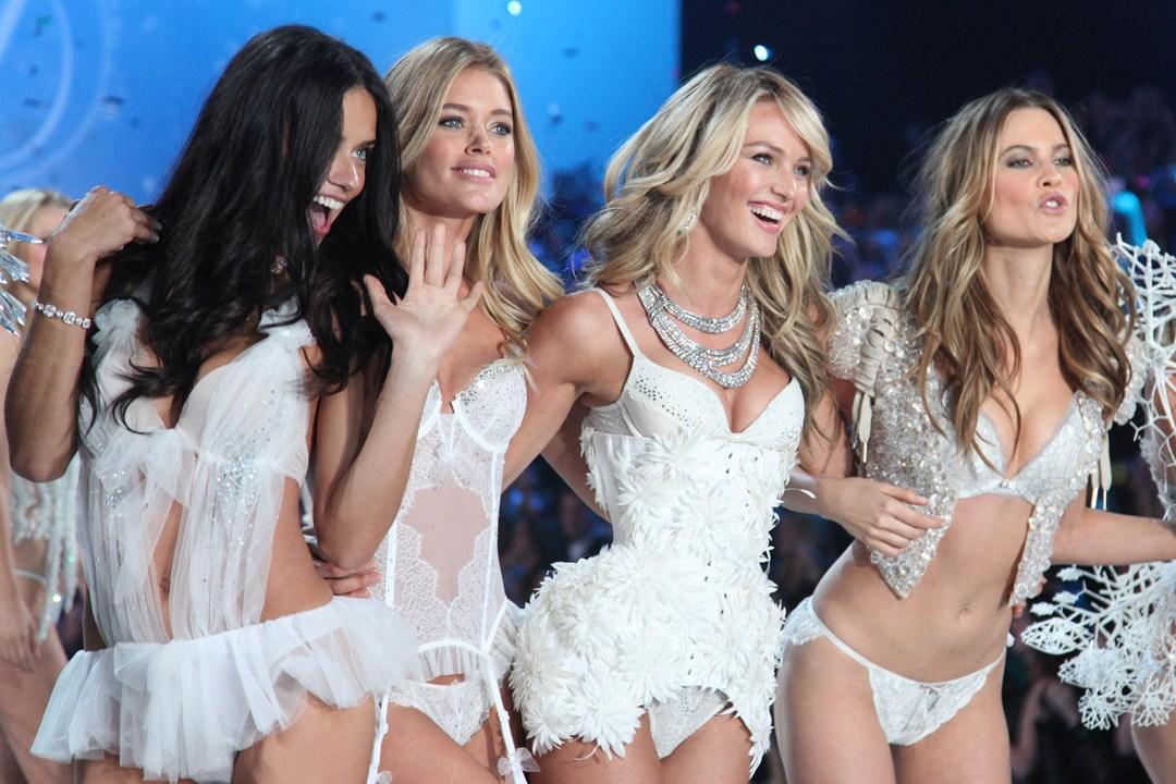 Шоу Victoria`s Secret 2013: подиум, бэкстейдж и красная дорожка - фото №2