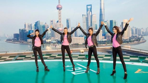 Victoria's Secret в Шанхае