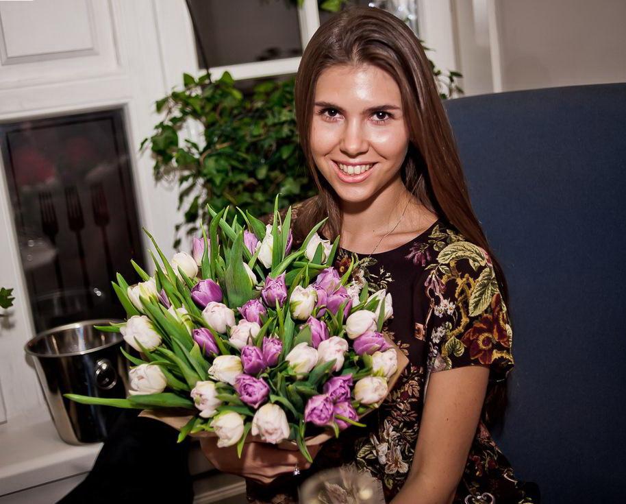 Анна Реброва беременна фото