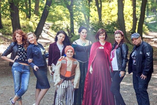 Как украинские звезды превратились в сказочных героев: ONUKA, The Hardkiss и другие - фото №5