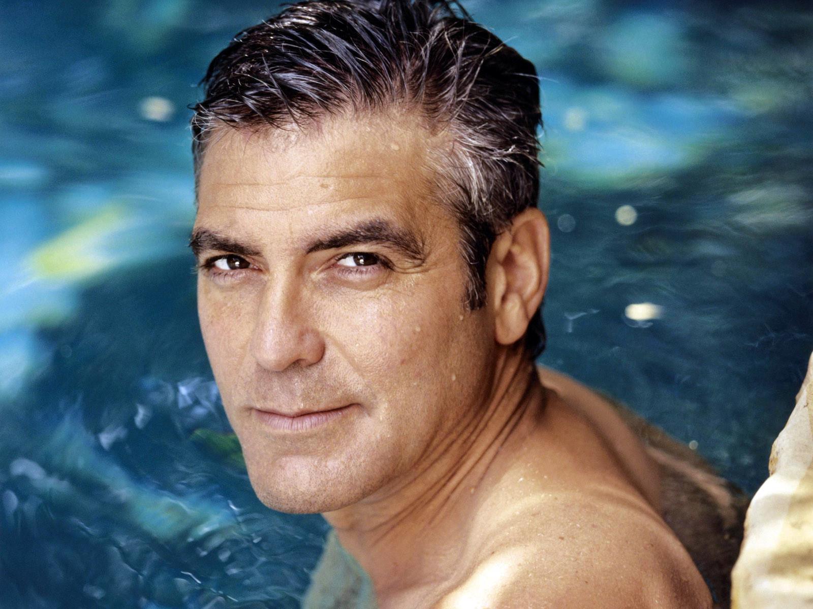 Джордж Клуни - фото №1