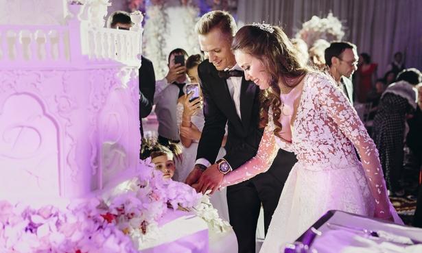 тарасов и костенко свадьба фото