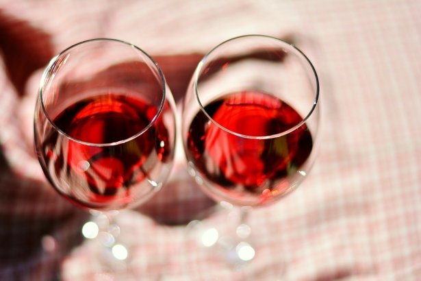 коктейли с красным вином