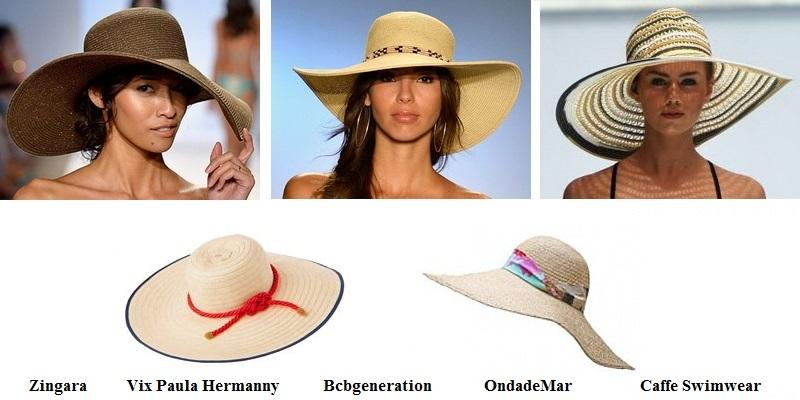 Модные шляпы лета 2014: что, где, почем - фото №1