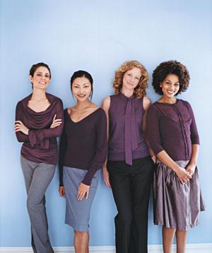Модный ликбез: 4 универсальных оттенка в одежде - фото №1