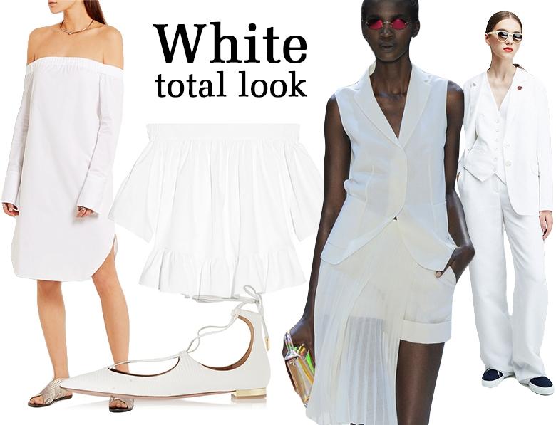 9 главных тенденций лета 2-16 - Белый цвет