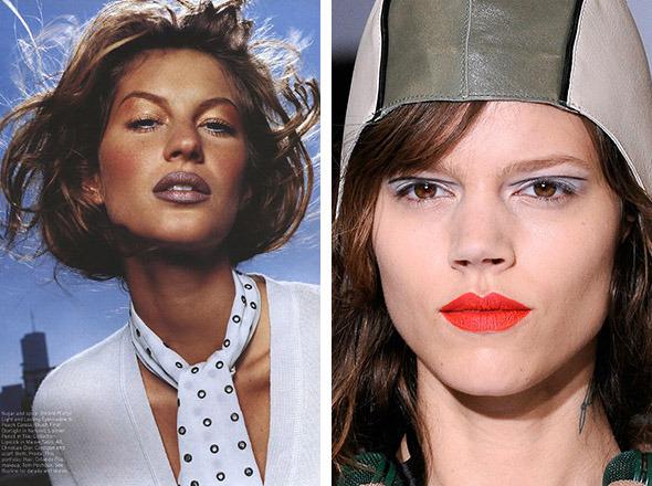 Топ 5 ведущих визажистов на Неделях моды - фото №52