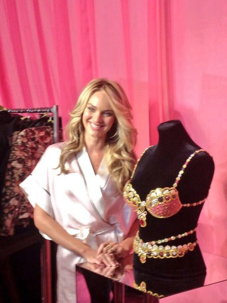 Шоу Victoria`s Secret 2013: подиум, бэкстейдж и красная дорожка - фото №33