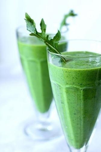 Зеленые смузи для очищения организма - фото №5