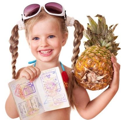 В отпуск за границу: что нужно знать, если ты едешь с ребенком - фото №1