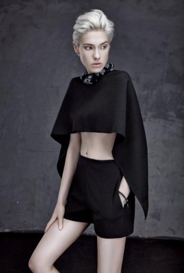 Самые популярные модели украинского подиума - фото №9