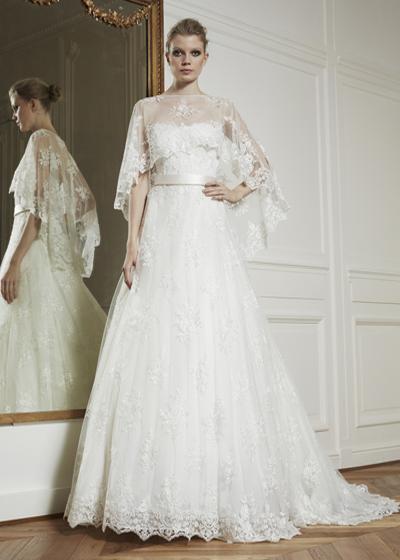 Тренды свадебной моды 2013 - фото №2