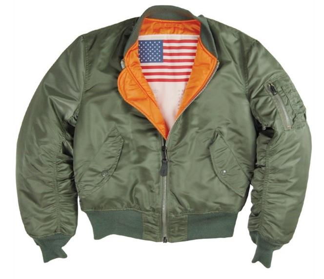 Куртка бомбер MA-1