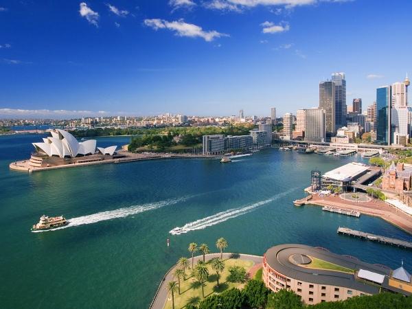 Австралия пейзажи фото
