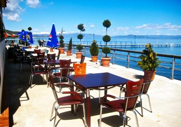 Куда поехаь в Албании, Охридское озеро фото