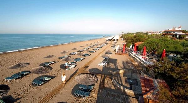 анталия пляжи
