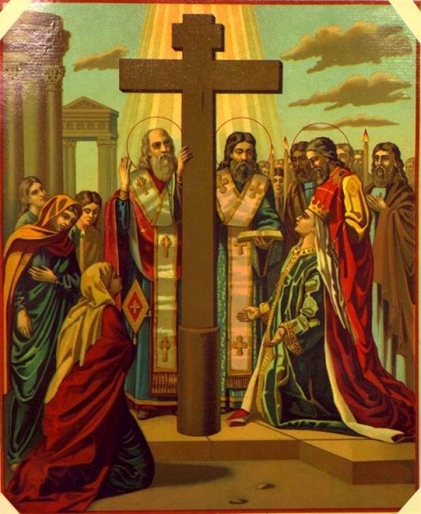 воздвижение креста господня икона в чем помогает