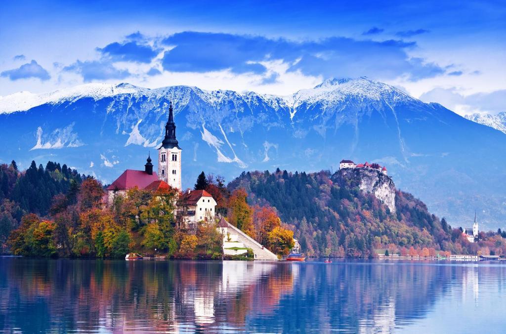 доступный отдых в Словении