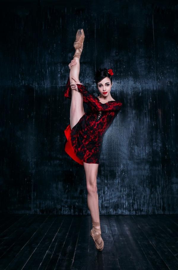 "балет ""Кармен"", фото: Игнис Террам"