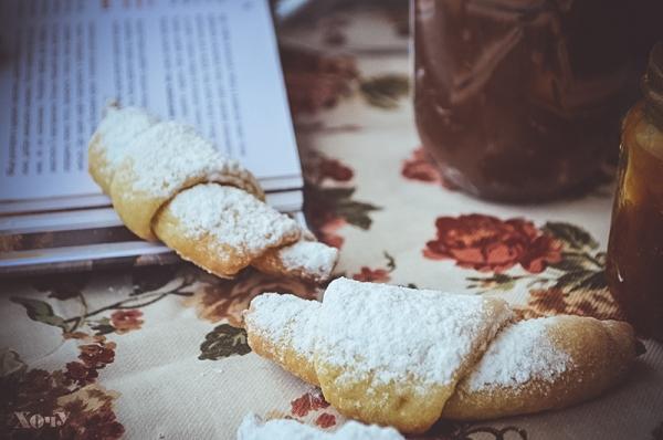 рогалики рецепт и фото