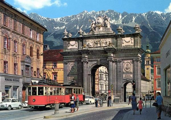 Инсбрук австрия фото