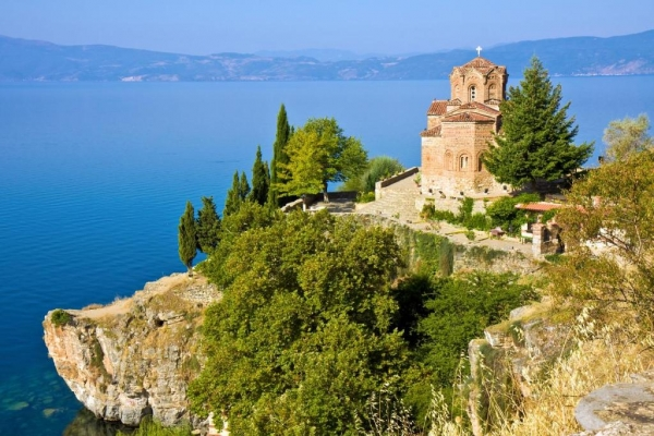 Македония туризм