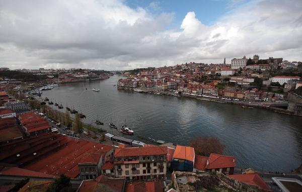 Что посетить в Португалии, река Дору в Порту