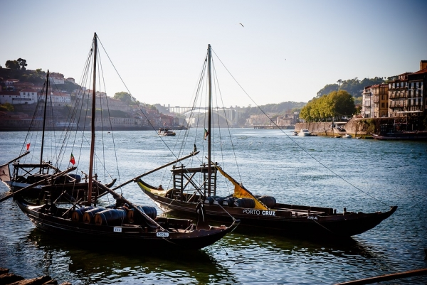 Что посетить в Португалии, река Дору в Порту туризм
