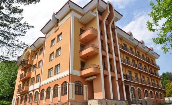 Санаторий Хрустальный дворец фото