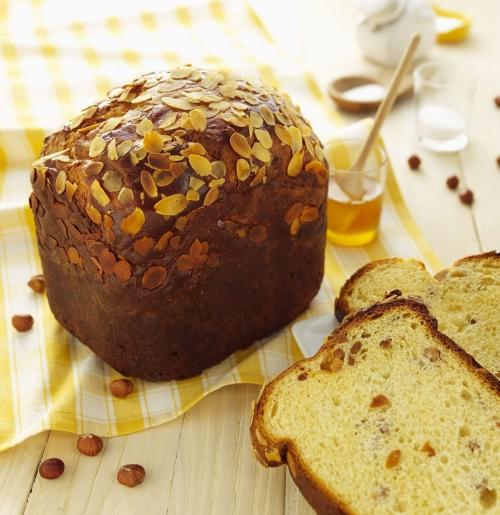 Пасхальный кулич в хлебопечке: 5 рецептов приготовления - фото №5