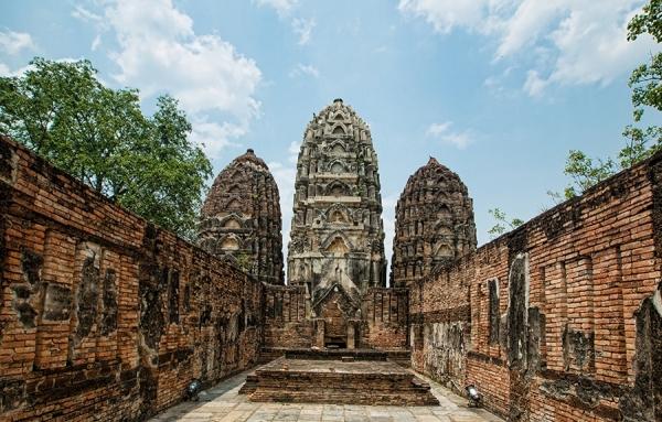Север Таиланда фото