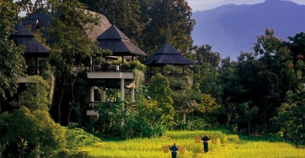 Север Таиланда отдых