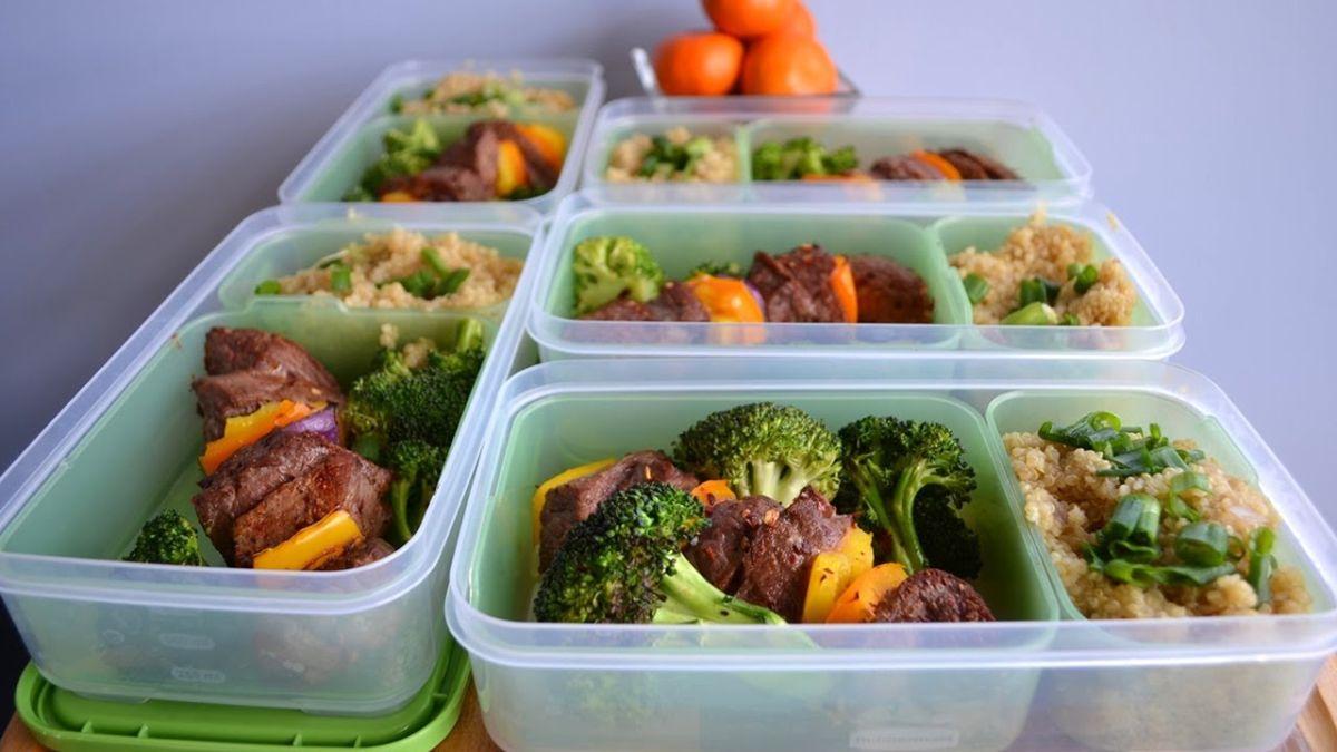 питание во время тренировки