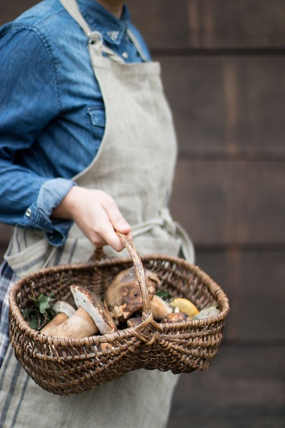 Грибы можно замораживать, как и овощи и фрукты