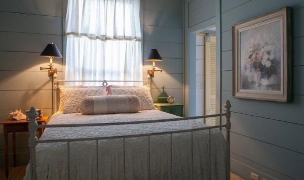 спальня в стиле кантри фото