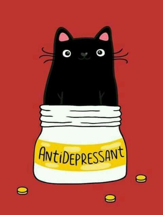 Антидепрессанты избавляют и от панических атак