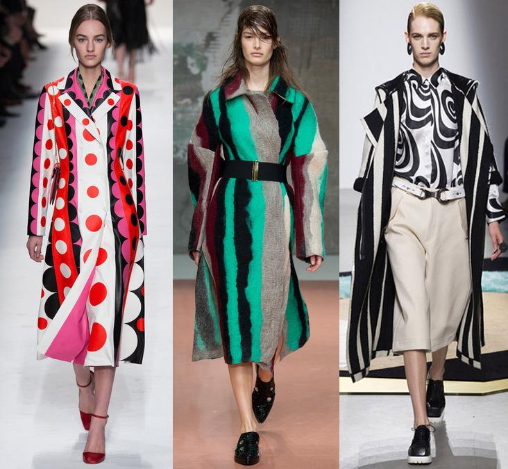 Как носить пальто длиной макси - фото №2
