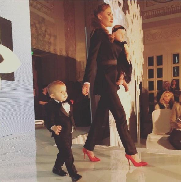 Family look: Слава и Эдгар Каминские показали стильных детей (ФОТО) - фото №2