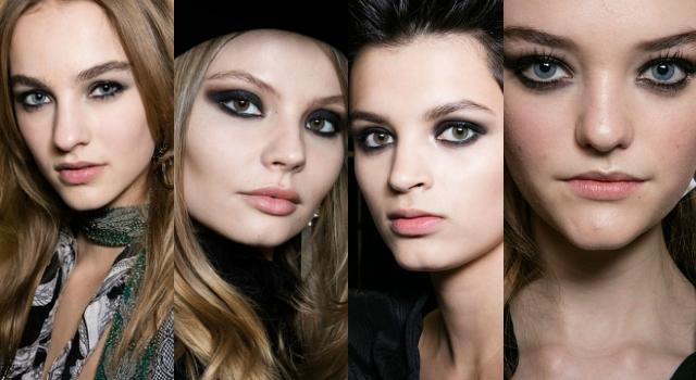 макияж осень зима 2016 2017