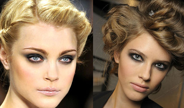 Лучшие идеи для вечернего макияжа - фото №2