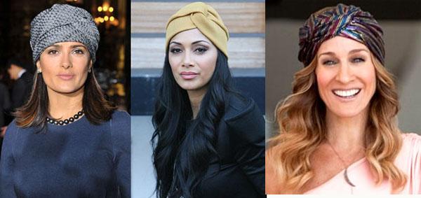 Как красиво завязать платок на голове, если у Вас короткие 97